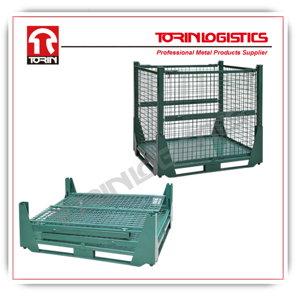 Mesh container for warehouse storage (L1214*W1013 mm/OEM)