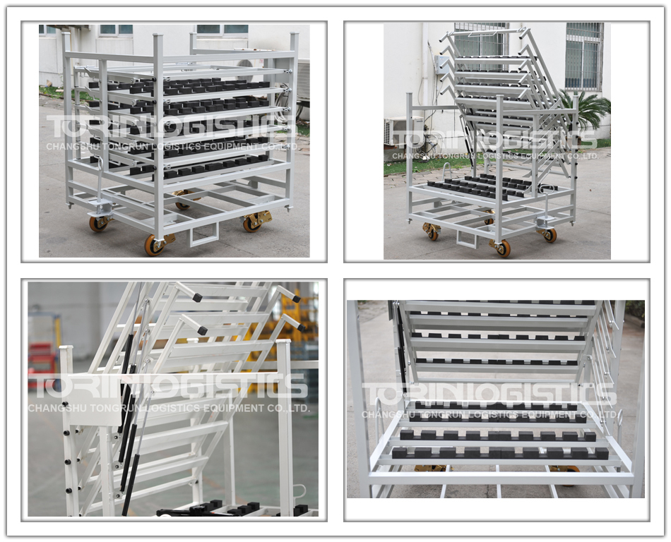 Ford auto parts rack