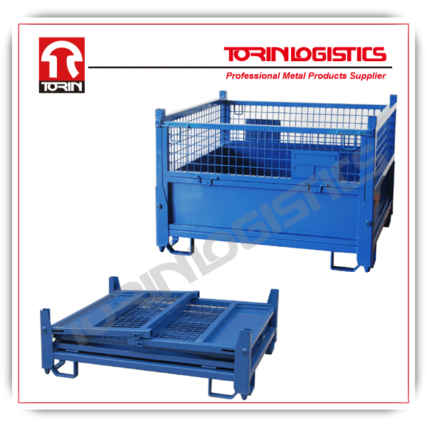 High-quality steel wire container (L1210 *W1045 mm)