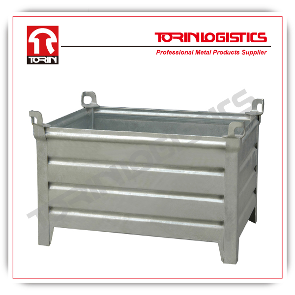 Logistic steel container (L800*W500 mm/OEM)