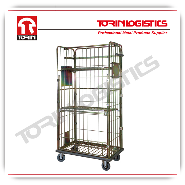 European foldable material handling containers(L940 *W560 mm /OEM)