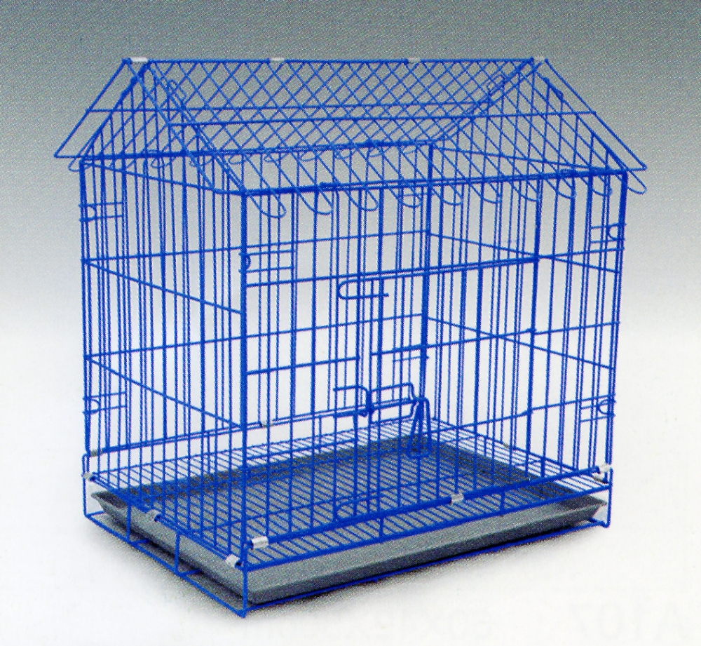 Factory direct sale foldable welded wire mesh pet cage